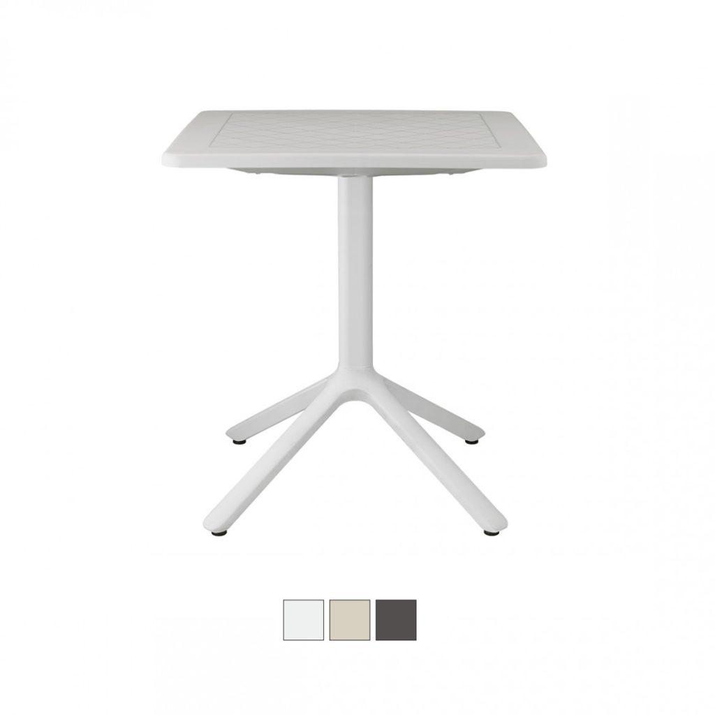 ECO 80×80 tavolo fisso