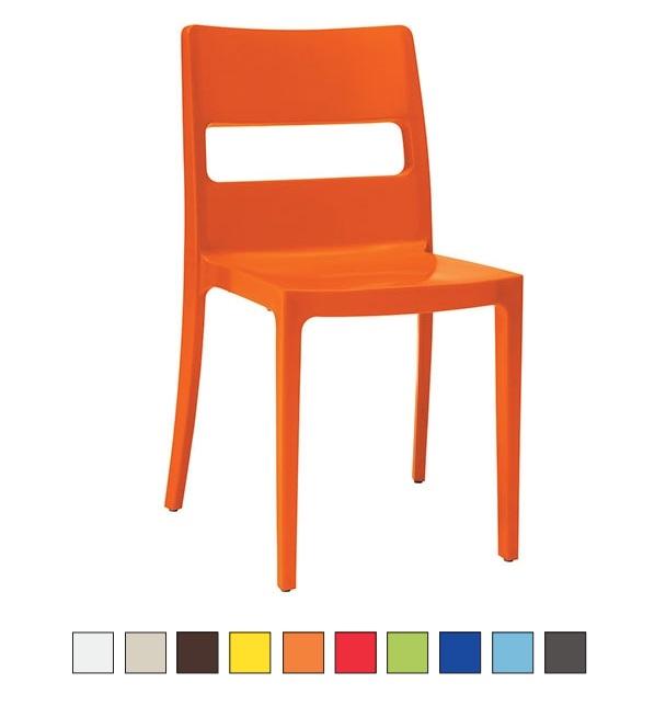 SAI sedia in fibra di vetro Made in Italy